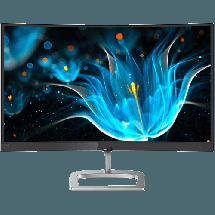 "PHILIPS monitor 248E9QHSB/00  23.6"", VA, 1920 x 1080 Full HD, 4ms"