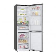 LG kombinovani frižider GBB61PZJZN   Total No Frost, 186 cm, 234 l, 107 l
