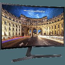"""Monitor SAMSUNG zakrivljen monitor C27F398FWUX - LC27F398FWUXEN  27"""", VA, 1920 x 1080 Full HD, 4ms"""