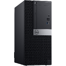 DELL OptiPlex 7060 MT - DES06977  Intel® Core™ i5-8500 3.0 GHz (do 4.1 GHz), 4GB, Intel® UHD Graphics 630, Windows 10 Pro 64bit