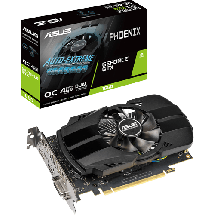 ASUS Phoenix GeForce® GTX 1650 OC  Nvidia GeForce GTX 1650, 4GB, GDDR5, 128bit