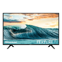 """HISENSE Televizor H40B5100 (Crni)  LED, 40"""" (101.6 cm), 1080p Full HD, DVB-T/T2/C/S/S2 + POKLON Gorenje usisivač VC2321GPLW"""