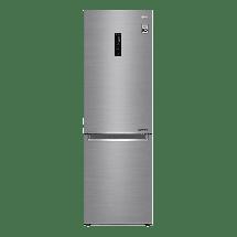 LG kombinovani frižider GBB61PZHZN  Total No Frost, 186 cm, 234 l, 107 l