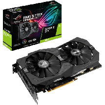 ASUS nVidia GeForce GTX 1650 4GB 128bit - ROG-STRIX-GTX1650-A4G-GAMING  Nvidia GeForce GTX 1650, 4GB, GDDR5, 128bit