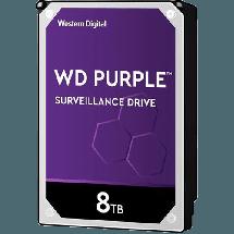 """WD Purple serija 8TB, 3.5"""", SATA III, 7200rpm - WD82PURZ  Interni, 3.5"""", SATA III, 8TB HDD"""