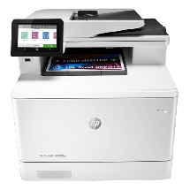 HP štampač - MFP M479fdw - W1A80A  Laser, Kolor, A4, Bela