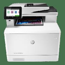 HP štampač - MFP M479fnw  Laser, Kolor, A4, Bela