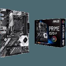 ASUS PRIME X570-P   AMD, AMD® AM4, AMD® X570