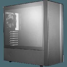 COOLER MASTER kućište MASTERBOX NR600 - MCB-NR600-KGNN-S00  Midi Tower, Micro-ATX, Mini-ITX, ATX, Bez napajanja, Crna