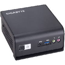 GIGABYTE Mini PC GB-BLCE-4105R BRIX  Intel® Celeron® J4105 1.50 GHz (do 2.5 GHz), 8GB, Intel® UHD Graphics 600, Nema operativni sistem