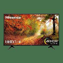 """HISENSE televizor H55A6140 SMART (Crni)  LED, 55"""" (139.7 cm), 4K Ultra HD, DVB-T/T2/C/S/S2 + POKLON HISENSE mobilni telefon E9 DS"""