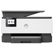 HP štampač OfficeJet Pro 9010 All-in-One - 3UK83B  Inkjet, Kolor, A4, Bela/Crna
