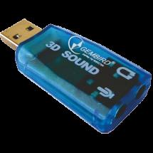 GEMBIRD USB Zvučna karta 5.1 3D - CMP-SOUNDUSB13  USB
