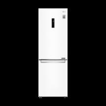 LG Kombinovani frižider GBB61SWHZN  Total No Frost, 186 cm, 234 l, 104 l