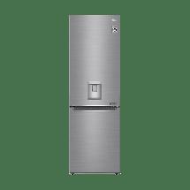 LG Kombinovani frižider GBF61PZJZN  Total No Frost, 186 cm, 229 l, 107 l