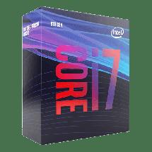 INTEL Core i7-9700F 3.0GHz (4.70GHz)  Intel® 1151 (8. i 9. gen.), Intel® Core™ i7, 8, 8
