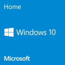 WINDOWS 10 Home 32-bit/64-bit Eng Intl non-EU/EFTA USB - HAJ-00054  Windows 10 Home 64bit, Retail (FPP)