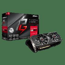 Grafička karta ASRock PHANTOM GAMING X RADEON RX580 8G OC  AMD Radeon RX 580, 8GB, GDDR5, 256bit