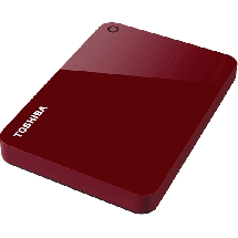 "TOSHIBA Canvio Advance Red HDTC910ER3AA Eksterni HDD  1TB, Crvena, 2.5"", USB 3.0"