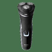 PHILPS aparat za brijanje S1332/41  Crna/Siva, Baterije i kabl