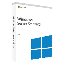 MICROSOFT Windows Server 2019 Standard 64bit Engleski DSP OEI DVD 16 Core - P73-07788  Windows Server 2019 Standard, OEM