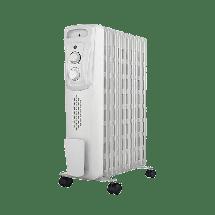 MIDEA Uljani radijator 11 rebara - NY2311-15K  Uljani radijator, 2300 W, Bela, 11
