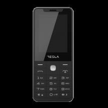 "TESLA 3.1 Black (crni),  2.4"", 0.3 Mpix, 32 MB, 1200 mAh"