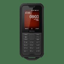 """NOKIA 800 TOUGH Black (crni) - 16CNTB01A06  2.4"""", 512 MB, 2.0 Mpix, 4 GB"""