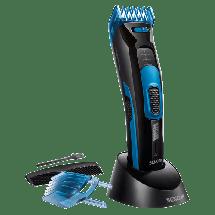 SENCOR Trimer za bradu i kosu SHP 4502BL  Crna/Plava, Baterije i kabl