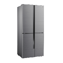 GORENJE Side by side frižider NRM8181MX  Total No Frost, A+
