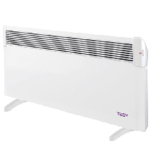 TESY CN04 250 MIS F  Panelni radijator, 2500 W, Bela