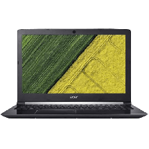Laptop ACER Aspire A517-51G-34CN - NOT14388  Intel® Core™ i3 7020U 2.3GHz, 256GB SSD, 4GB