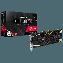 Grafička karta ASRock Radeon RX 5700 Challenger D 8G OC  AMD Radeon RX 5700, 8GB, GDDR6, 256bit