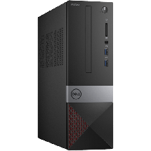 Računar DELL Vostro 3470 SFF - DES07349  Intel® Core™ i5-9400 2.9 GHz (do 4.1 GHz), 4GB, Intel® UHD Graphics 630, Windows 10 Pro 64bit