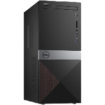 Računar DELL Vostro 3670 MT - DES07360  Intel® Pentium® Gold G5420 3.8 GHz, 4GB, Intel® UHD Graphics 610, Windows 10 Pro 64bit