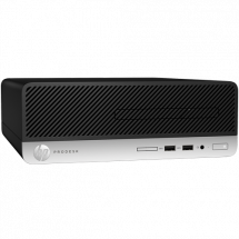 Računar HP ProDesk 400 G6 SFF - 7EL86EA  Intel® Core™ i3-9100 3.60 GHz (do 4.20 GHz), 4GB, Intel® UHD Graphics 630, Windows 10 Pro 64bit