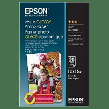 EPSON Foto papir Glossy - S400037  10 x 15 cm, 20 listova, 183 g/m2