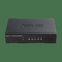 ASUS Switch uređaj - GX-U1051 -   Neupravljivi, 5 RJ-45 portova, 4K