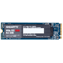 GIGABYTE SSD 256GB NVMe - GSM2NE3256GNTD  256GB, M.2 2280, PCIe 3.0, do 1700 MB/s