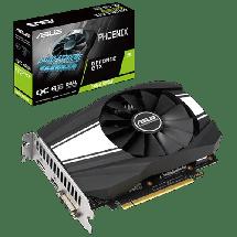 Grafička karta ASUS Phoenix GeForce GTX 1660 SUPER OC edition 6GB GDDR6 - PH-GTX1660S-O6G  Nvidia GeForce GTX 1660 SUPER, 6GB, GDDR6, 192bit