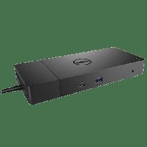 DELL Docking station WD19 sa 130W AC adapterom  USB-C, Crna
