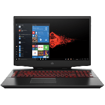 "Laptop OMEN by HP 17-cb0005nm - 7DZ45EA  Intel® Core™ i5 9300H do 4.1GHz, 17.3"", 512GB SSD, 16GB"