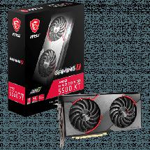 Grafička karta MSI Radeon RX 5500 XT X 8G GDDR6 128-bit  AMD Radeon RX 5500 XT, 8GB, GDDR6, 128bit