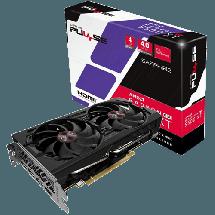 Grafička karta SAPPHIRE PULSE RX 5500 XT 4G GDDR6 128-bit - 11295-03-20G  AMD Radeon RX 5500 XT, 4GB, GDDR6, 128bit