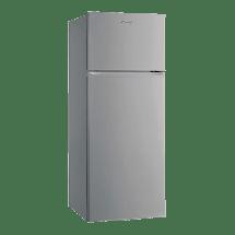CANDY kombinovani frižider CMDDS5142S  Statički, 143 cm, 164 l, 40 l