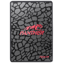 APACER SSD 128GB SATA3 AS350 Panther Series  128GB, 2.5, SATA III, do 560 MB/s