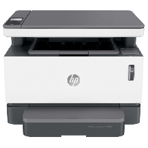 HP Štampač Neverstop MFP 1200n-5HG87A  Laser, Mono, Bela/Siva