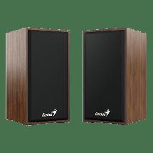 GENIUS Zvučnici za računar SP-HF180 (Braon)  2.0, 6W, 150Hz-20KHz, 4 Ohm