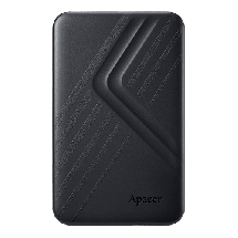 "APACER AC236 Eksterni HDD  1TB, Crna, 2.5"", USB 3.2 Gen1"