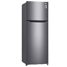 LG Kombinovani frižider GTP523DSCL  Total No Frost, 169 cm, 247 l, 69 l